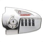 Fechadura de combinação para armário DL-001-16 DL-001-28