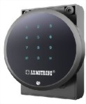 Round Type Smart Digital Password Lock for Cabinet SDWP-003