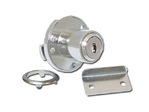Furniture Lock-Zice Alloy Flap Lock 503-23
