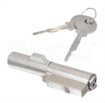 Kabinet Sliding Glass Door Lock-Cylinder hanya 404