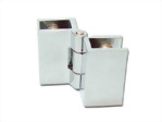 CABINET GLASS DOOR HINGE. GLASS TO GLASS IN 90 DEGREE 3010-06-GG-90