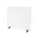 Table-top single protecitve barrier stand