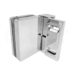 Lift-Off Hinge - Glass to Wall - for right door use