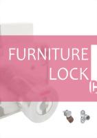 ARMSTRONG CATALOG V40 - Furniutre Locks