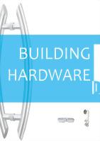 ARMSTRONG CATALOG V40 - Building Hardware