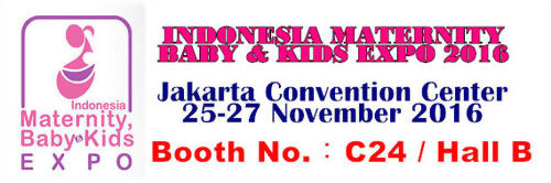 2016-Indonesia Maternity, Baby & Kids Expo (IMBEX)