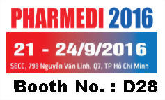 PHARMEDI 2016 IN VIETNAM
