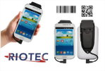 Escáner de código de barras móvil AndroScan DC9257LP/ DC9257LN 2D