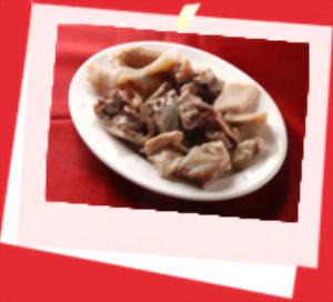 麻辣火鍋肺片(牛雜)280元