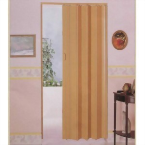 Internal PVC Folding Doors