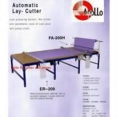 E9 : Fabric Cutting Machine