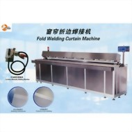 E11 : Curtain Fold Welding Machine