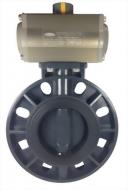 13-10-02-Pneumatic Actuator butterfly valve