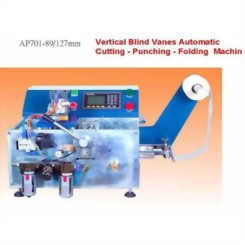 AP701 : Vertical Blind Making Machine