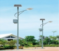 01-05-05-60w Solar LED Street Light