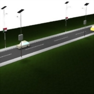 01-05-13-Solar LED Street Light