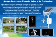02-03-Solar Insects Trap Lamp& Application