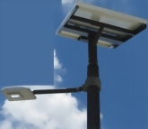 02-04-33-LC0 Solar Outdoor Light