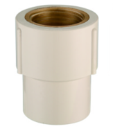 07-03-09-Female Adapter (Copper Threaded)