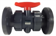07-09-09- Flanged End True Union Ball Valve