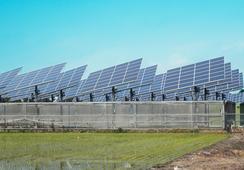 02-06-01-01 iPV Solar Tracker | Yunlin(Taiwan)