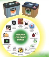 04-02-Formosa 12V Battery for Electric Vehicles, Forklifts