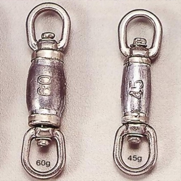 Stainless Steel Lead Swivel