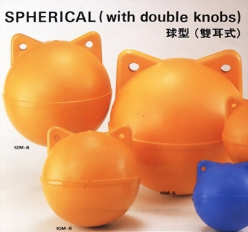 Spherical (With Double Knobs)