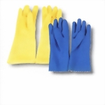Rubber \Working Gloves