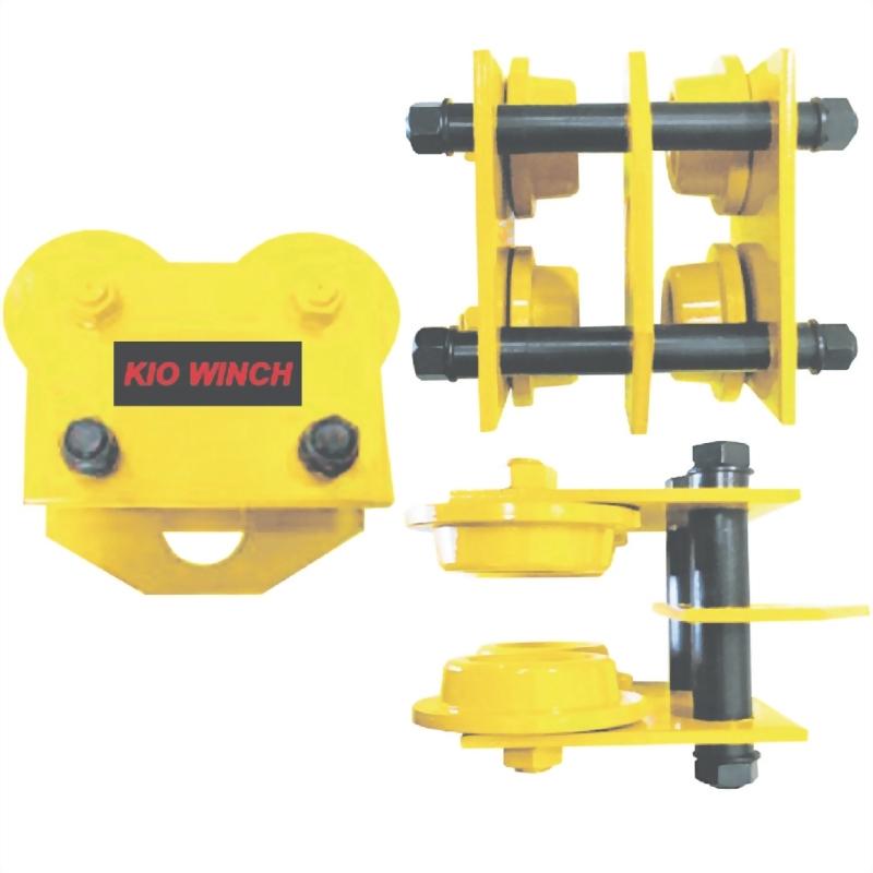手推式滑車(雙軸心型)
