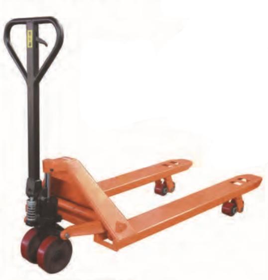 WRA系列手動油壓拖板車