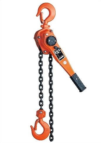 手扳鏈條吊車系列
