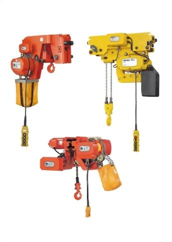 電動鏈條吊車-低舉型系列