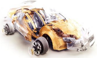 ABS汽车应用