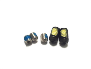 Cup point set screw