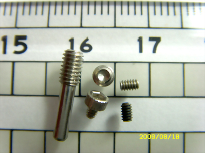 Electronic Fasteners