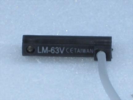 感應感測器 LM-63VSP、LM-63VSN 自動開關模式