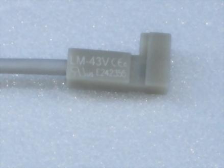 Level sensor  LM-43V  Auto switch model