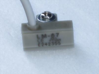 感應感測器 LM- 67S  自動開關模式
