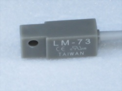 Level sensor  LM- 73SP、LM- 73SN  Auto switch model