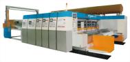 CL-1227 Auto Flexo Printer Slotter