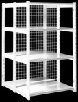 Medium Duty Rack (Double sided )