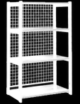 Medium Duty Rack ( Single )