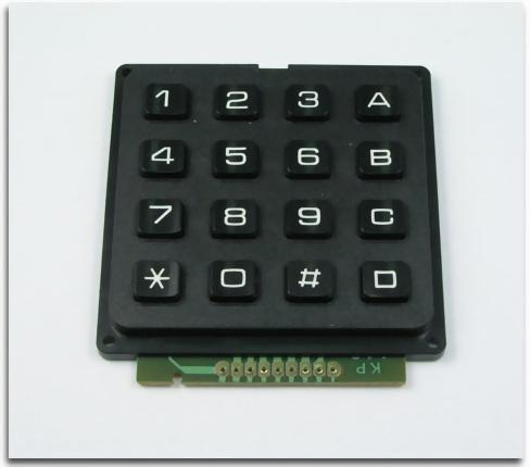 Control Keypad