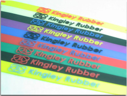 Multi-Color Rubber