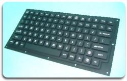 Laser Etching Keypad
