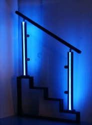 LED发亮扶手