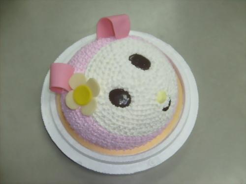 美樂蒂(折耳)造型蛋糕