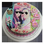 相片寫真蛋糕