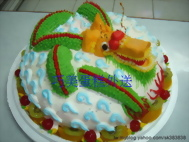 龍騰賀歲慶生蛋糕